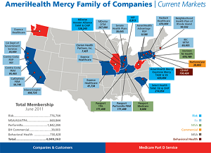 Amerihealth Mercy Family Of Companies Employment Information Center