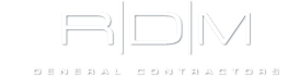 Welcome to RDM General Contractors